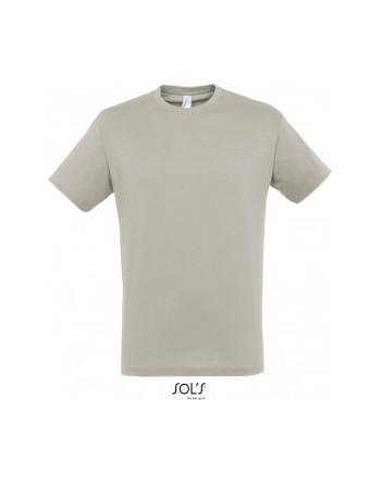 Absolventské tričko pánské Light grey