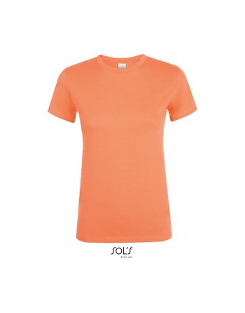 Maturitní tričko dámské meruňková