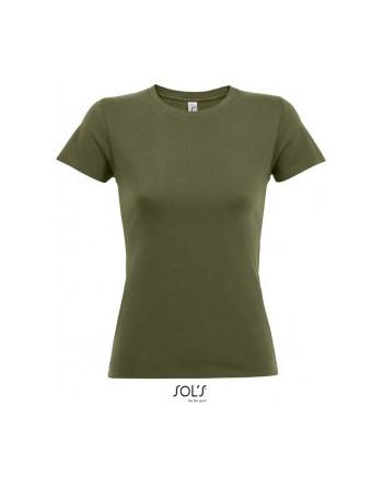 Maturitní tričko dámské Army