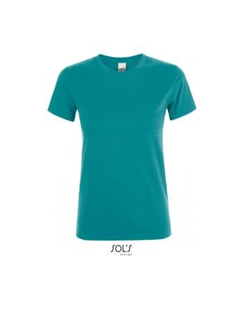 Maturitní tričko dámské Petrolejová