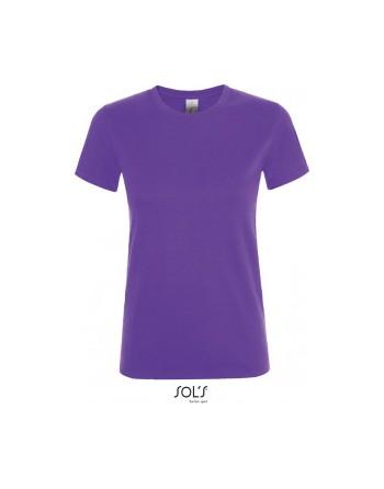 Maturitní tričko dámské Fialová