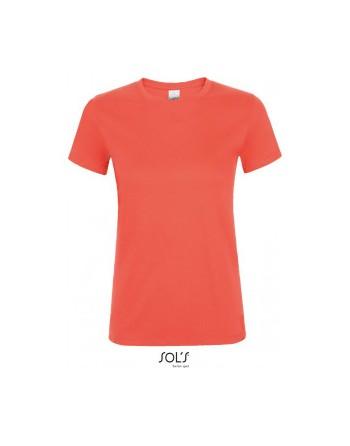 Maturitní tričko dámské Korálová
