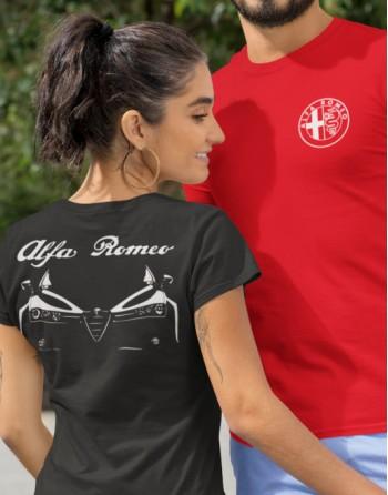 tričko Alfa Romeo