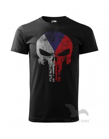 Tričko Punisher, vlastenecká trička