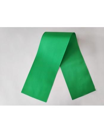 Zelené taftové šerpy 309