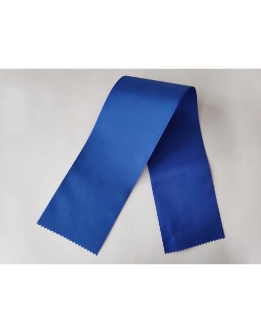 Královsky modré taftové šerpy 425