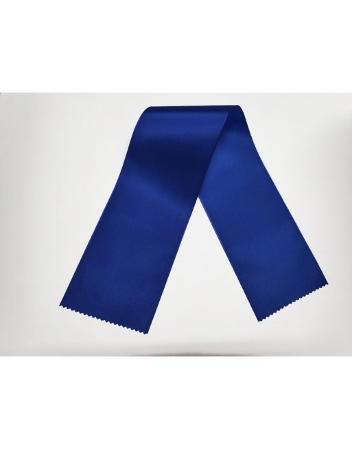 Maturitní šerpa tmavě modrá 417