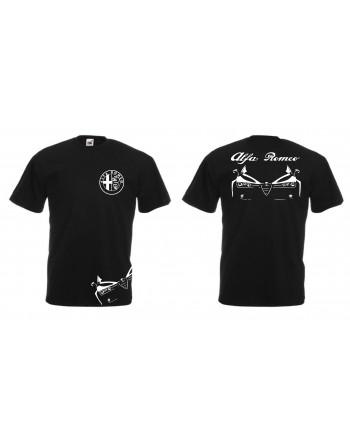 Alfa Romeo tričko