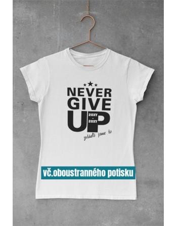 Maturitní tričko dámské