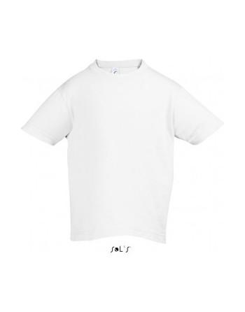 Dětská trička s potiskem pro mateřské školy bílé