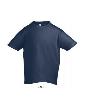 Dětská trička s potiskem pro mateřské školy Denim