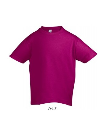 Dětská trička s potiskem pro mateřské školy Fuchsia