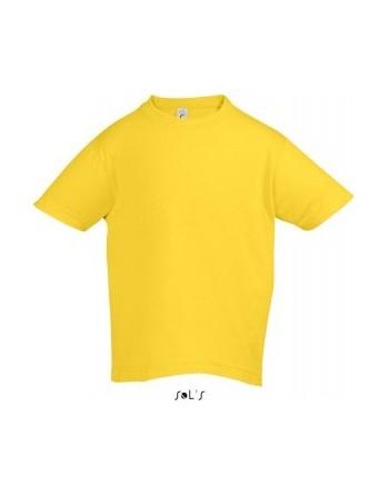 Dětská trička s potiskem pro mateřské školy Gold