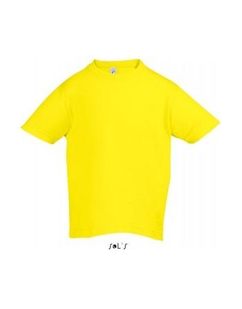 Dětská trička s potiskem pro mateřské školy Lemon