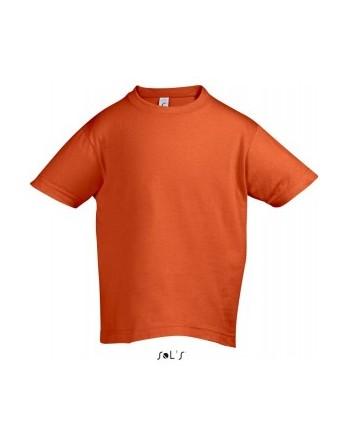 Dětská trička s potiskem pro mateřské školy Orange