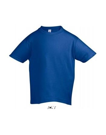 Dětská trička s potiskem pro mateřské školy Royal blue