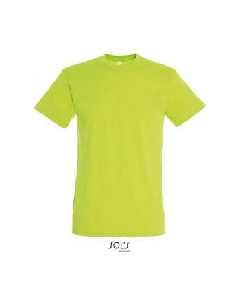 Absolventské tričko, školní tričko pánské lime