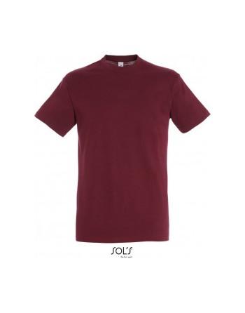 Absolventské tričko, školní tričko pánské Burgundy