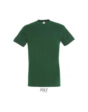 Absolventské tričko, školní tričko pánské Bottle green