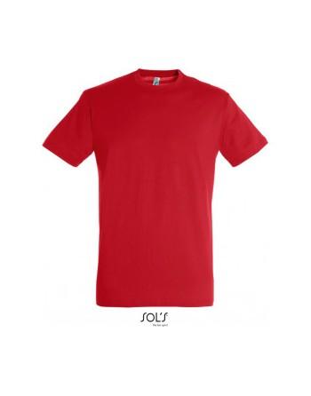 Absolventské tričko, školní tričko pánské červená