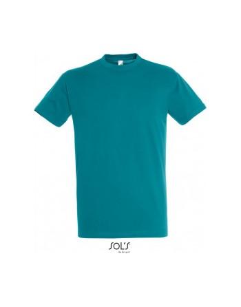 Absolventské tričko, školní tričko pánské Petrolejová