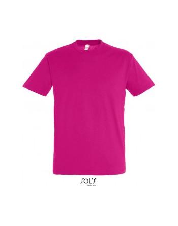 Absolventské tričko, školní tričko pánské Fuchsia