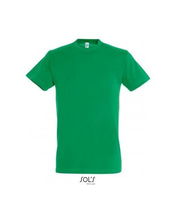 Absolventské tričko, školní tričko pánské Kelly green