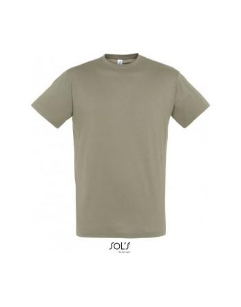 Absolventské tričko, školní tričko pánské Khaki