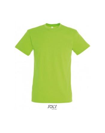 Absolventské tričko, školní tričko pánské Apple green