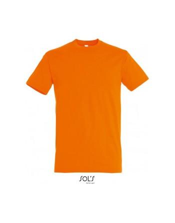 Absolventské tričko, školní tričko  pánské Oranžová