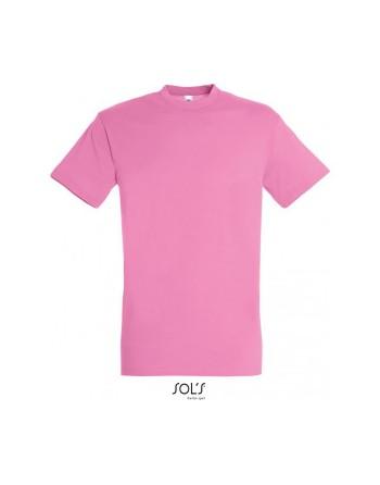 Absolventské tričko, školní tričko  pánské Orchid pink