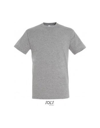 Absolventské tričko, školní tričko  pánské tmavě šedý melír