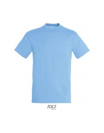 Absolventské tričko, školní tričko  pánské Sky blue