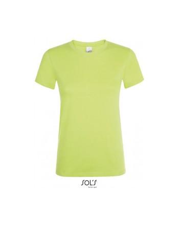 Absolventské tričko dámské apple green