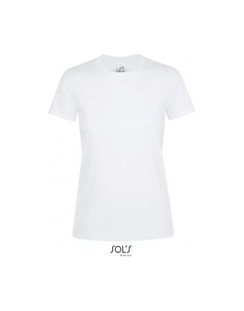 Absolventské tričko dámské Bílá