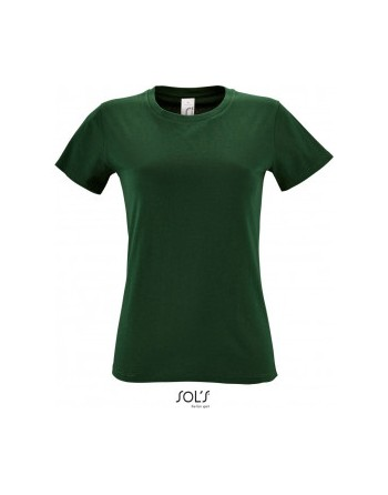 Absolventské tričko dámské Bottle green