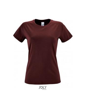Absolventské tričko dámské Burgundy
