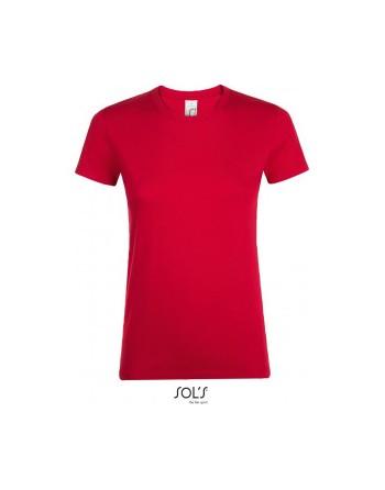 Absolventské tričko dámské červené