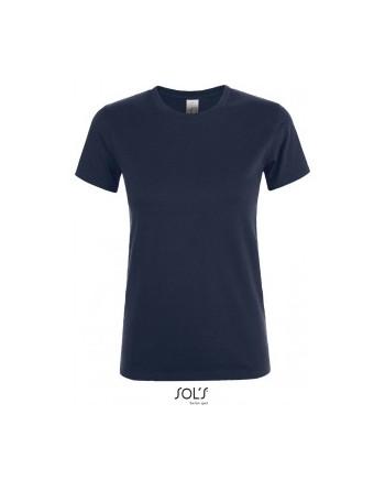 Absolventské tričko dámské French navy tmavě modrá