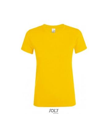 Absolventské tričko dámské Gold