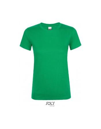 Absolventské tričko dámské Kelly green