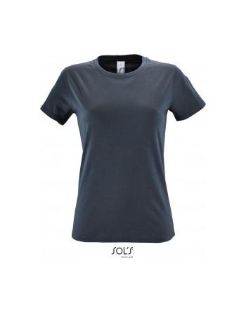 Absolventské tričko dámské Mouse grey