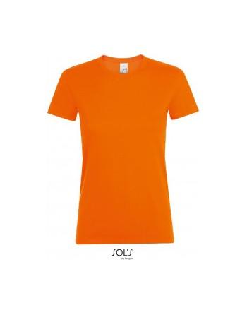 Absolventské tričko dámské Oranžová