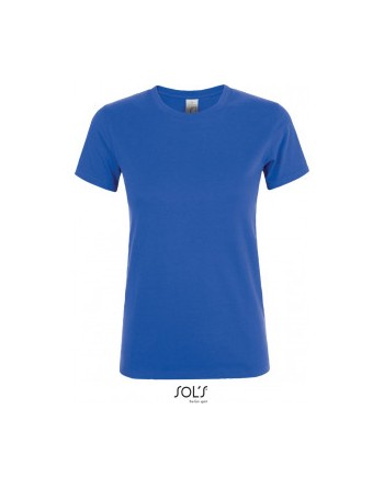 Absolventské tričko dámské Royal blue