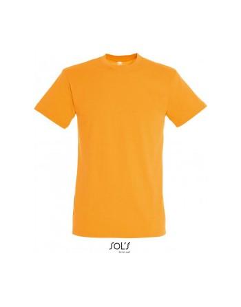 Maturitní tričko pánské oranžové